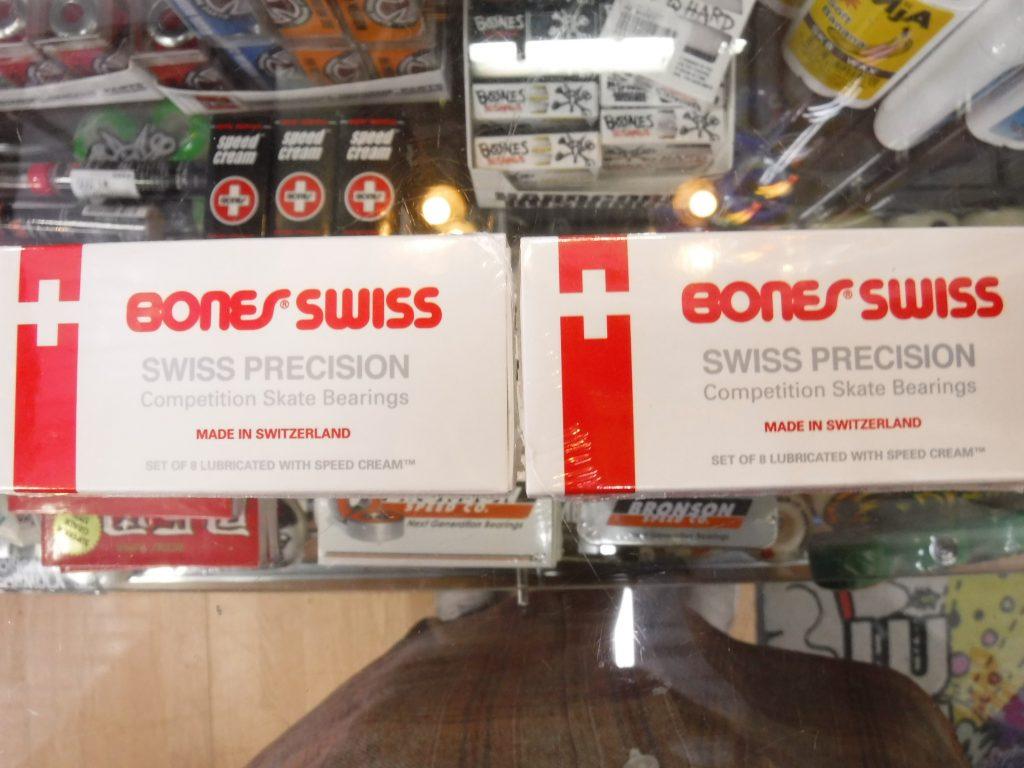 BONES SWISS,ボーンズスイスベアリング,SKATEBOARD,スケボー,スケートボード
