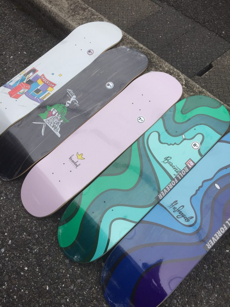スケートボード デッキ,real,krooked